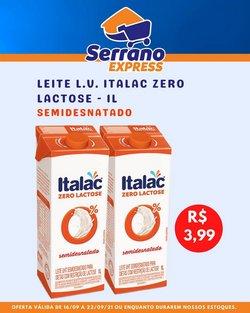 Ofertas de Serrano Supermercado no catálogo Serrano Supermercado (  Vence hoje)