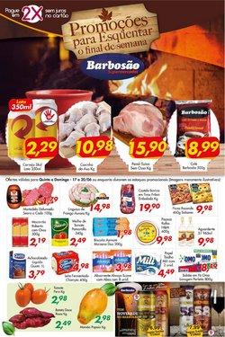Ofertas de Barbosão Extra Supermercados no catálogo Barbosão Extra Supermercados (  Vence hoje)