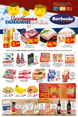Catálogo Barbosão Extra Supermercados (  Vence hoje)