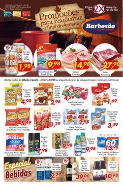 Catálogo Barbosão Extra Supermercados (  Válido até amanhã)