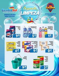 Ofertas de Supermercados no catálogo Atacadão Centro Sul (  Vence hoje)