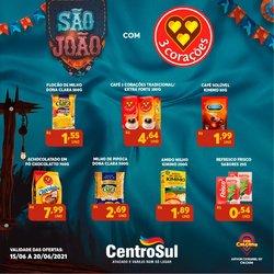 Ofertas de Atacadão Centro Sul no catálogo Atacadão Centro Sul (  Vence hoje)