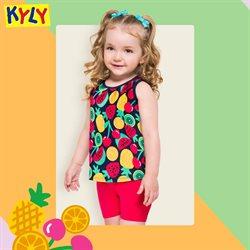 Ofertas Brinquedos, Bebês e Crianças no catálogo Kyly em Aracaju ( Mais de um mês )