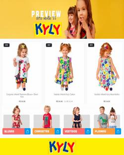 Catálogo Kyly (  10 dias mais)