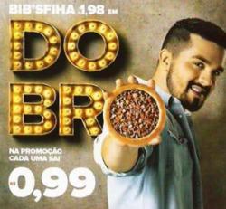Promoção de Habib's no folheto de Fortaleza
