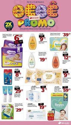 Ofertas de Brasão Supermercados no catálogo Brasão Supermercados (  13 dias mais)