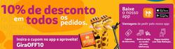 Cupom Giraffas em Curitiba ( Publicado ontem )