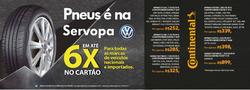 Promoção de Servopa no folheto de Curitiba
