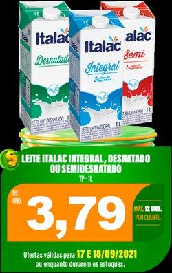 Ofertas de Floresta Supermercados no catálogo Floresta Supermercados (  Válido até amanhã)