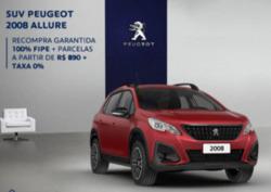 Cupom Peugeot em Santo André ( 10 dias mais )