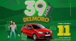 Promoção de Del Moro Supermercados no folheto de Alta Floresta