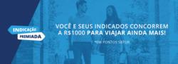 Promoção de SBTUR no folheto de Florianópolis