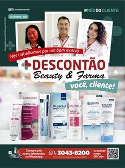 Ofertas de Farmácias e Drogarias no catálogo Farmácias Descontão (  3 dias mais)