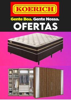Ofertas Casa e Decoração no catálogo Lojas Koerich em São Gonçalo ( Publicado hoje )