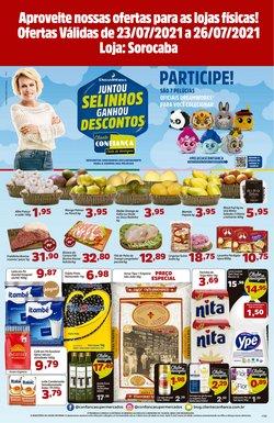Catálogo Confiança Supermercados (  Válido até amanhã)