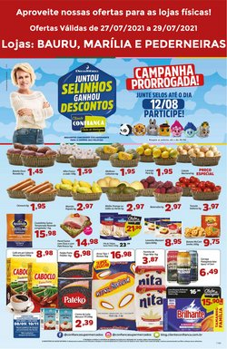 Catálogo Confiança Supermercados (  Vence hoje)