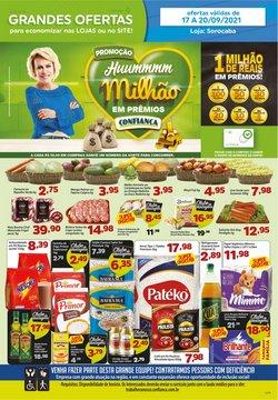 Ofertas de Confiança Supermercados no catálogo Confiança Supermercados (  Válido até amanhã)