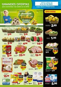 Ofertas de Supermercados no catálogo Confiança Supermercados (  Vence hoje)