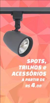 Promoção de Lustres Yamamura no folheto de São Paulo