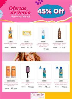 Ofertas Farmácias e Drogarias no catálogo Fikbella Perfumaria em Mogi das Cruzes ( 3 dias mais )