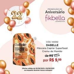 Ofertas de Farmácias e Drogarias no catálogo Fikbella Perfumaria (  Publicado hoje)