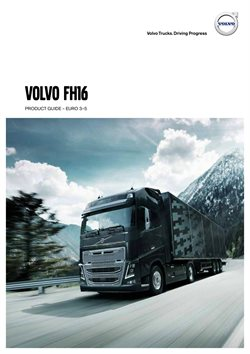Catálogo Volvo Trucks ( Mais de um mês )