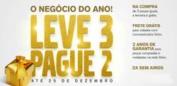 Promoção de Volvo Trucks no folheto de São Paulo