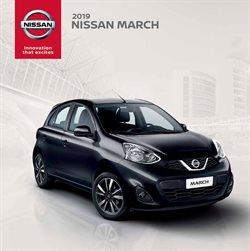 Catálogo Nissan em Guarulhos ( Vencido )