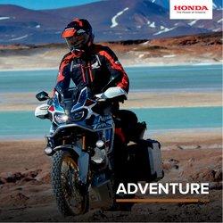 Catálogo Honda (  Mais de um mês)
