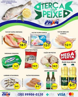 Ofertas de Paxá Supermercados no catálogo Paxá Supermercados (  Vence hoje)