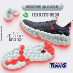 Ofertas Esporte e Fitness no catálogo World Tennis em Ribeirão Preto ( 23 dias mais )