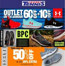 Catálogo World Tennis (  3 dias mais)