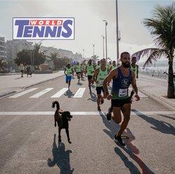 Ofertas de Esporte e Fitness no catálogo World Tennis (  5 dias mais)