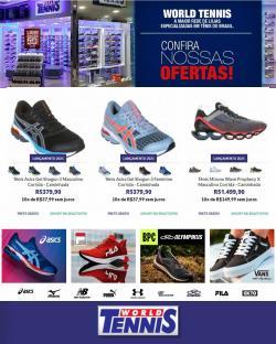 Catálogo World Tennis (  Publicado ontem)
