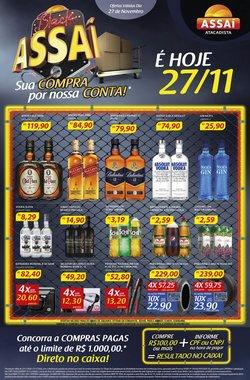 Ofertas Supermercados no catálogo Assaí Atacadista em Itabuna ( Vence hoje )