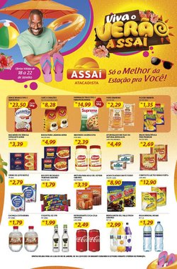 Ofertas Supermercados no catálogo Assaí Atacadista em Teresópolis ( Publicado hoje )