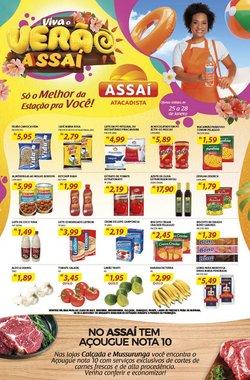 Ofertas Supermercados no catálogo Assaí Atacadista em Lauro de Freitas ( Vence hoje )