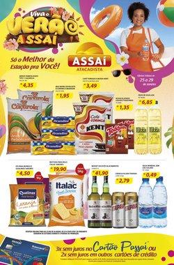 Ofertas Supermercados no catálogo Assaí Atacadista em Maceió ( 2 dias mais )