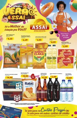 Ofertas Supermercados no catálogo Assaí Atacadista em Olinda ( Válido até amanhã )