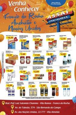 Catálogo Assaí Atacadista (  Publicado ontem)