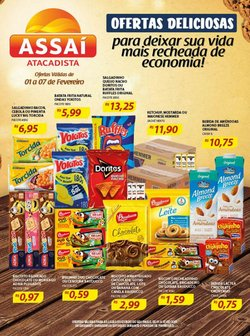 Catálogo Assaí Atacadista em São Paulo ( Vencido )