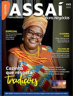 Catálogo Assaí Atacadista ( 26 dias mais )