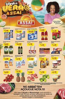 Ofertas Supermercados no catálogo Assaí Atacadista em Camaçari ( Vence hoje )