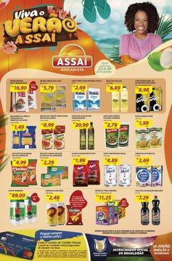 Ofertas Supermercados no catálogo Assaí Atacadista em Belo Horizonte ( Válido até amanhã )