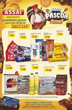 Ofertas Supermercados no catálogo Assaí Atacadista em Betim ( Publicado hoje )