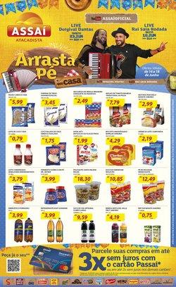 Ofertas de Assaí Atacadista no catálogo Assaí Atacadista (  Publicado hoje)
