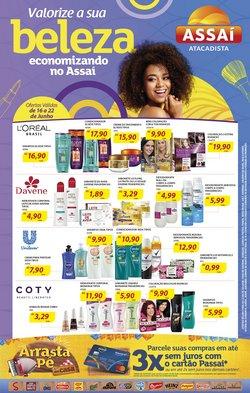 Ofertas de Supermercados no catálogo Assaí Atacadista (  Publicado ontem)