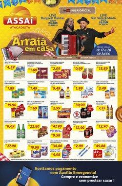 Ofertas de Supermercados no catálogo Assaí Atacadista (  Publicado hoje)