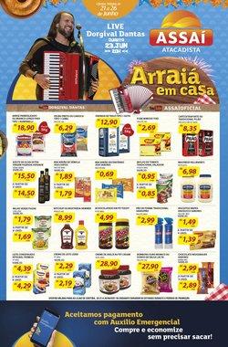 Ofertas de Supermercados no catálogo Assaí Atacadista (  3 dias mais)