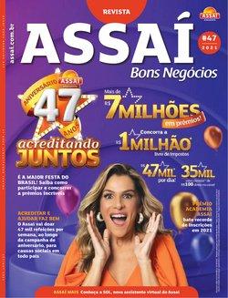Catálogo Assaí Atacadista (  3 dias mais)